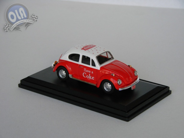 VW Beetle CocaCola2